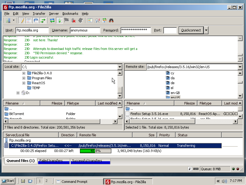 ros313filezilla340dl