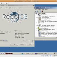 ReactOS [Running] - innotek VirtualBox
