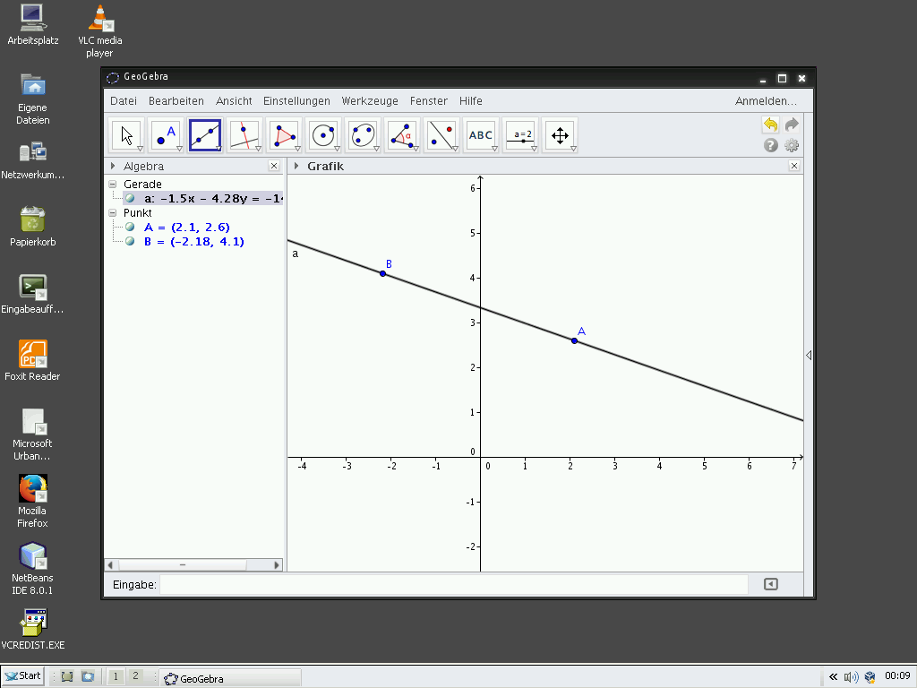 GeoGebra Themed